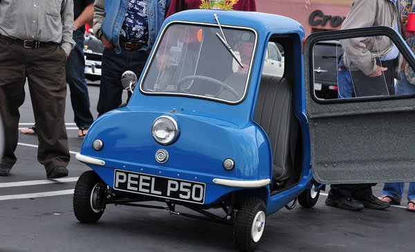 Самые маленькие серийные автомобили