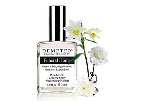 Самые необычные ароматы