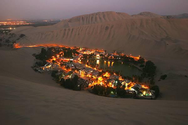 Семь прекраснейших оазисов мира