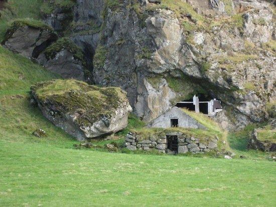 Школа эльфов в Исландии