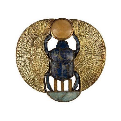 Египетский скарабей