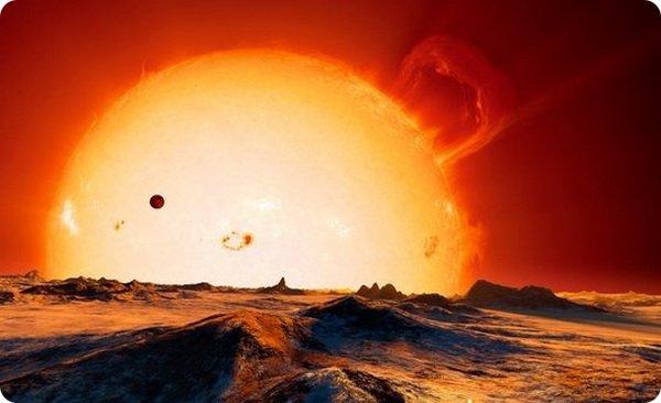 10 интересных фактов про Солнце