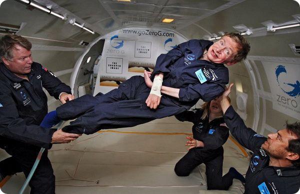 Стивен Хокинг хотел встретиться с людьми из будущего