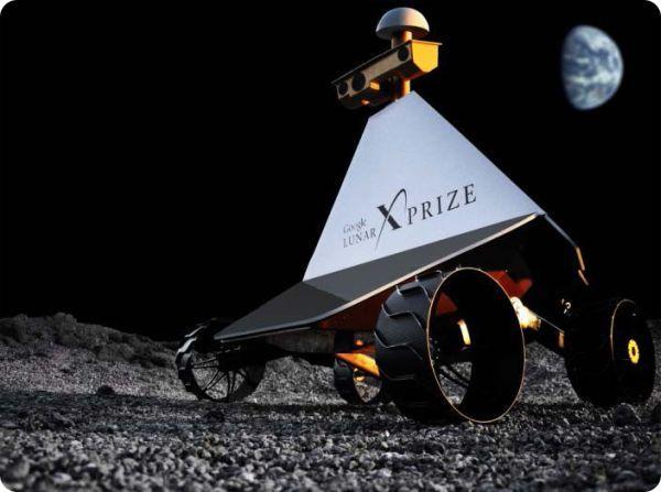 В 2015 году на Луне высадится частный луноход