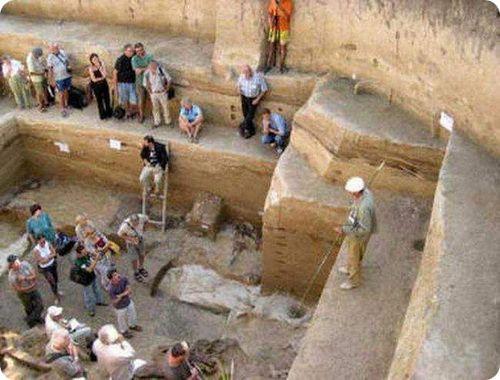 В Африке нашли кладбище инопланетян