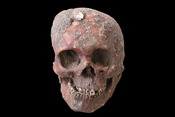 В Мексике нашли новое крупное захоронение майя