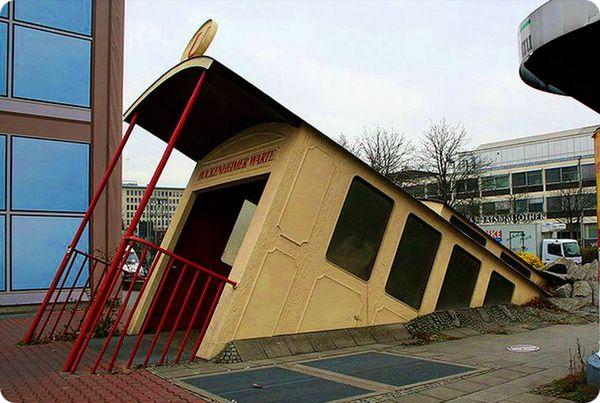 Самые необычные ж/д станции в мире