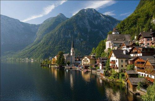 12 самых живописных деревень на планете