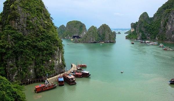 Бухта Халонг: уголок природы Вьетнама