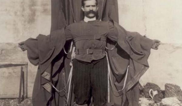 Интересные факты из истории парашюта