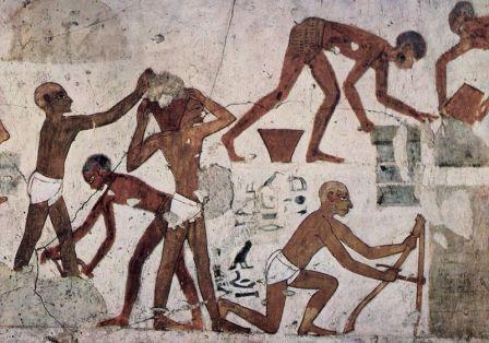 Каким было нижнее белье в Древнем Египте