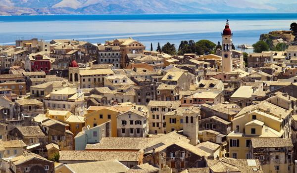 Остров Корфу для любителей древних достопримечательностей