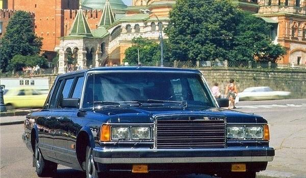 Самый тяжелый лимузин был у Горбачева