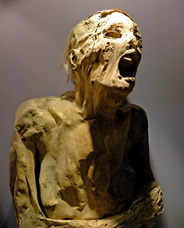 Страшные мумии: 13 самых жутких экспонатов