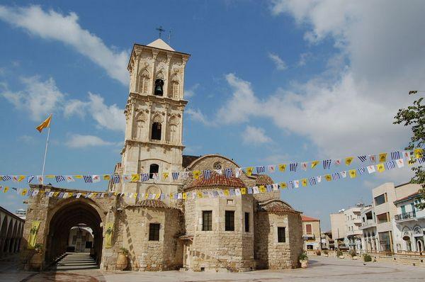 Храм Святого Лазаря в Ларнаке