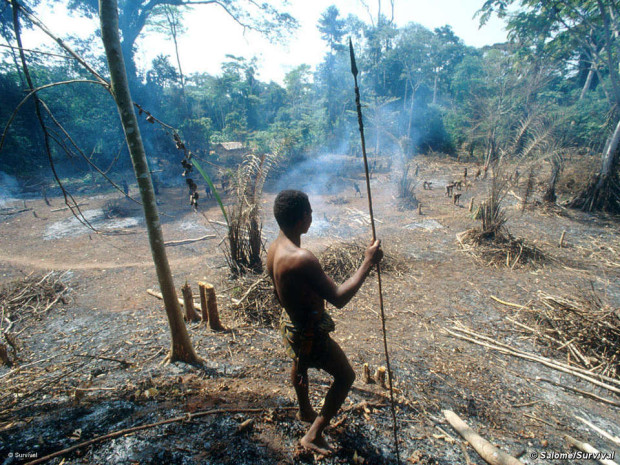 Африканское племя уверенно, что Европа – это загробный мир