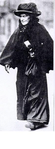 Генриетта Хаулэнд : ведьма Уолл-Стрит и величайшая в мире скряга