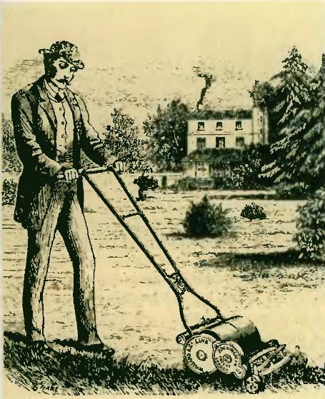 Интересные факты про газонокосилки