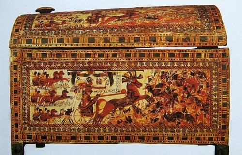 Интересные справки из прошлого о мебели древних египтян