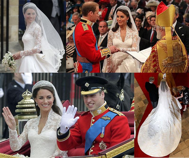 Забавные факты о свадьбе принца Уильяма и Кейт