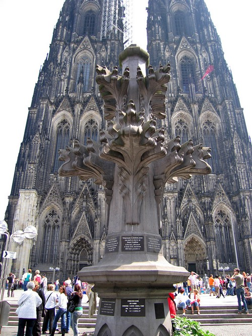 История Кельнского собора: самое долгое немецкое строительство