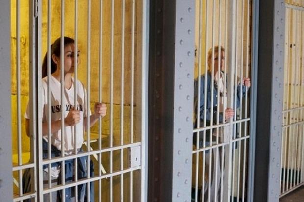Лондонский Алькатрас: отель-тюрьма