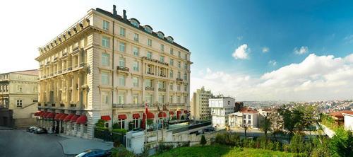 Отель в Стамбуле Pera Palace Hotel