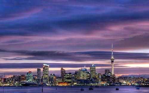 Интересные факты о городе Окленд