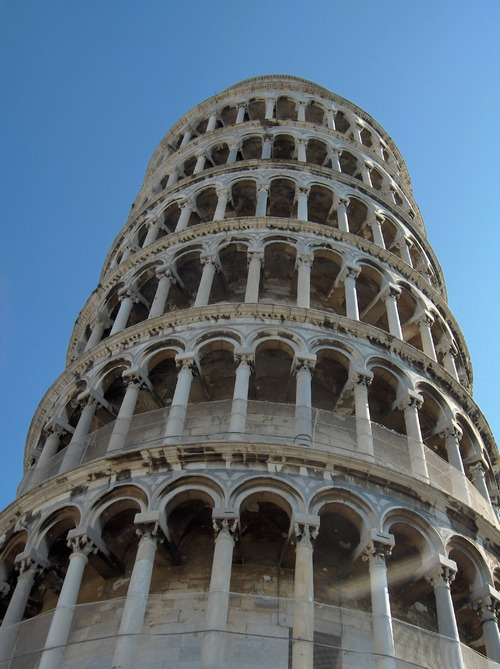 Интересные факты о Пизанской башне