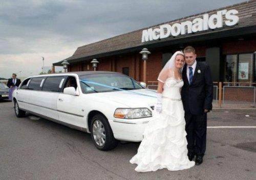 Фастфуд-свадьба