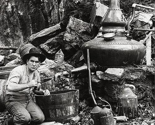 Как появился виски в США: немного истории