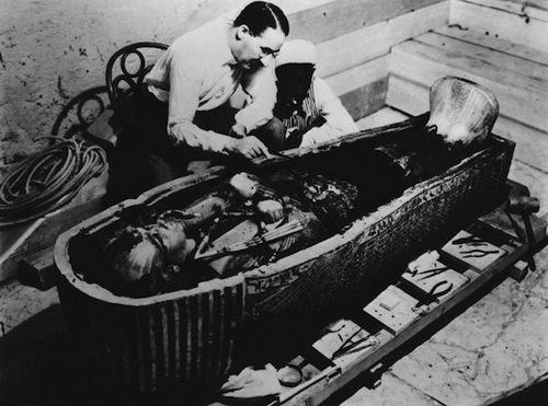 Проклятию гробницы Тутанхамона уже 90 лет