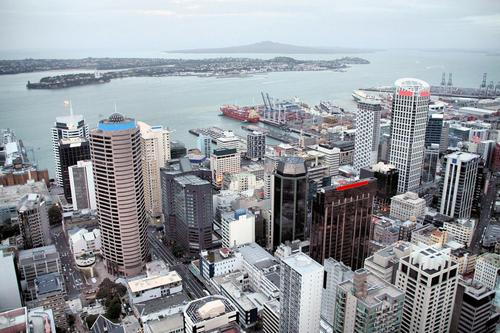 Достопримечательности города Окленд (Новая Зеландия)