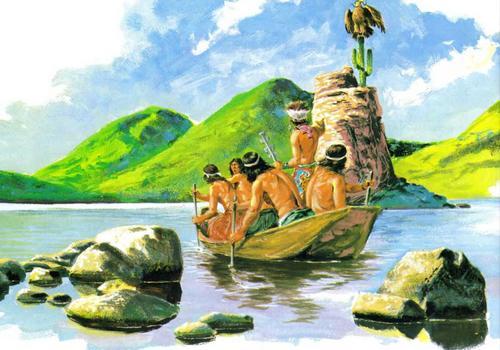 Кто дал название Мексики: история ацтеков