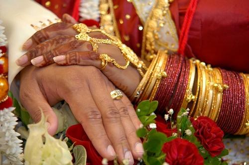 В Индии есть несколько видов свадеб