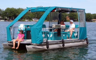 The Loon – интересная разработка водного катера