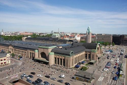 Очаровательная Финляндия: Хельсинки