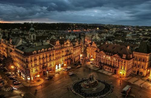 Прекрасный отдых в Праге и в Доминикане