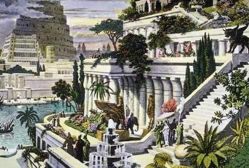Сады Семирамиды: первый в мире памятник любви