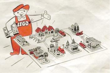 Как начиналось LEGO
