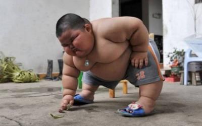 Самый большой ребенок в мире