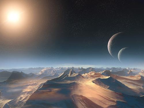 У Земли когда-то был еще один спутник