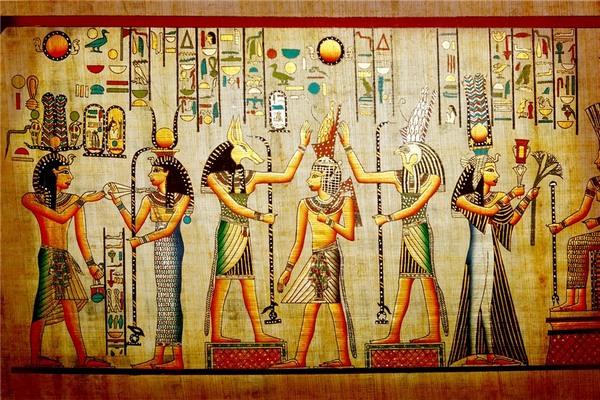 12 интересных фактов из истории Древнего Египта