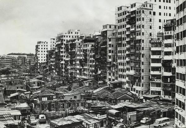 Коулун: город, в котором не было законов