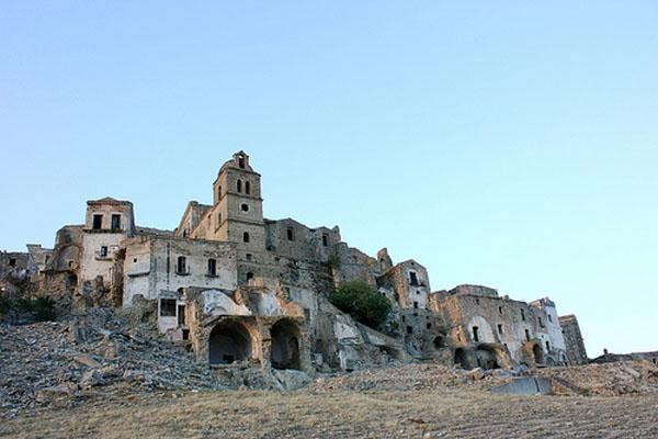 Крако: средневековый город, который разрушила природа