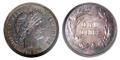 Три самых дорогих монеты в мире