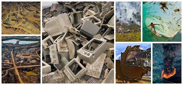 Доказательства того, что мы уничтожаем планету