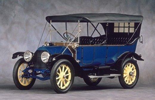Удивительная история автомобиля
