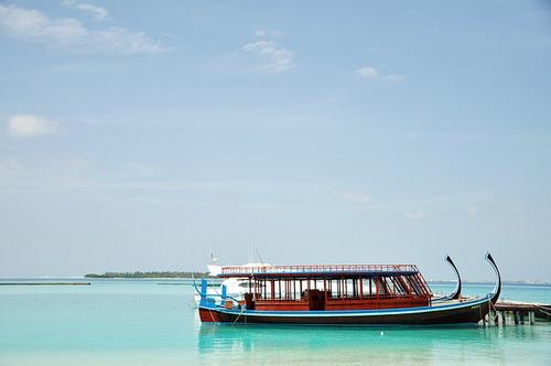 Самые известные кораблекрушения на Мальдивах