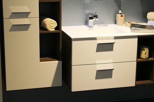 Выбираем мебель для ванных комнат